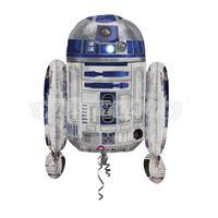 Star Wars R2-D2 - fóliový balón 66 cm